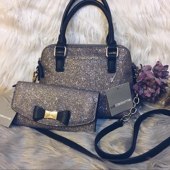 Liz Claiborne Liz Claiborne Mini Maggie Crossbody Bag X37Tone